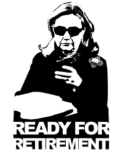Clinton: Ready for Retirement