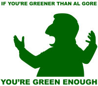 Greener than Gore: Zazzle
