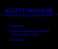 Scott Walker: Cafe Press